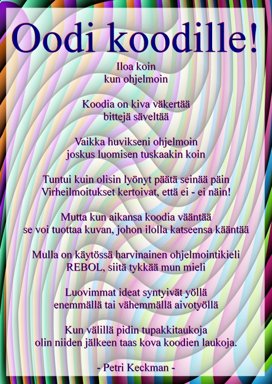 Petrin runo